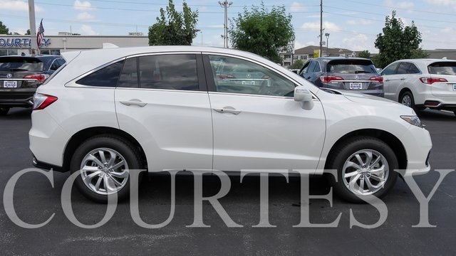 New 2018 Acura RDX AWD with Technology Package 4D Sport Utility in