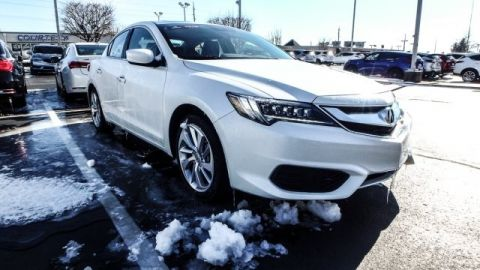Certified Pre-Owned 2018 Acura ILX