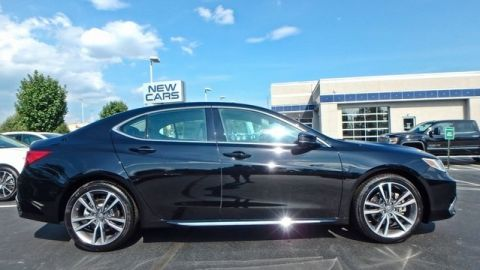 New 2019 Acura TLX - V6 3.5 V-6 9-AT P-AWS with Technology Package