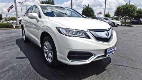 Pre-Owned 2018 Acura RDX FWD