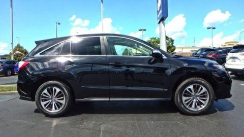 Certified Pre-Owned 2017 Acura RDX with Advance Package