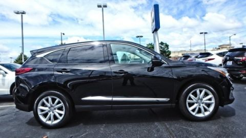 Certified Pre-Owned 2019 Acura RDX